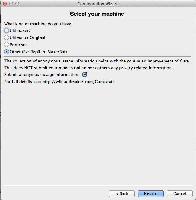 Phần mềm in 3D Cura là phần mềm mã nguồn mở, được sử dụng cho các dạng máy in 3D lắp ráp (máy in 3d reprap). Phần mềm in 3D Cura dễ sử dụng, ...