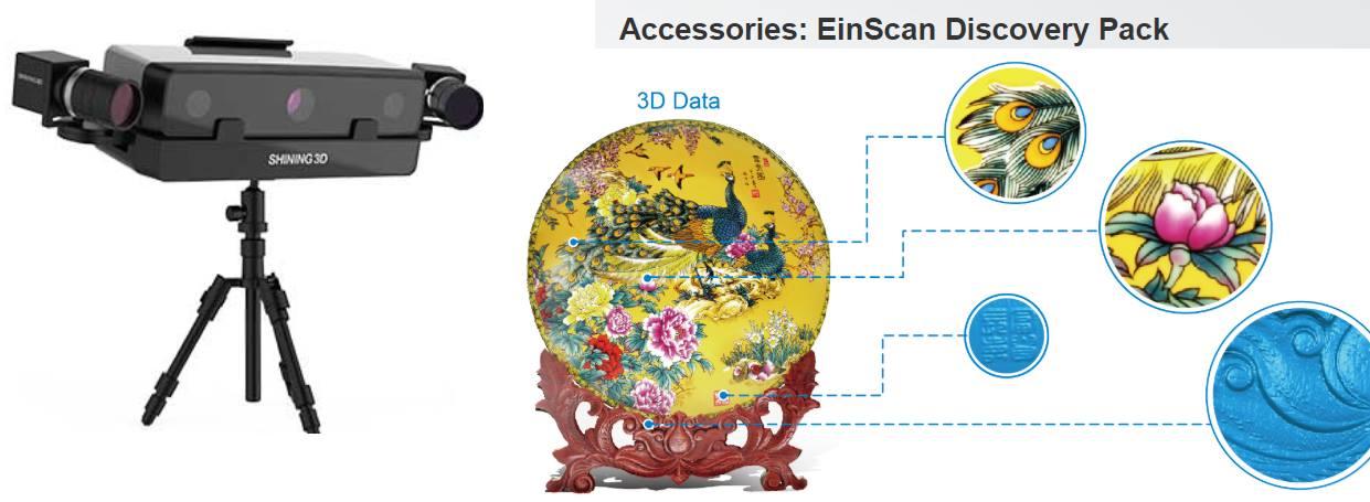 """Einscan Seri bao gồm: Einscan SE/ SP; Einscan Pro/ Pro+ Bàn giao - đào tạo Einscan Seri được thực hiện bởi đội ngũ kỹ thuật """"tinh nhuệ"""" của..."""