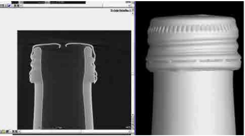 Máy quét 3D CT - EasyTom CT là một máy kiểm tra 3D, ứng dụng công nghệ quét X-Ray cho phép quét toàn bộ biên dạng hình học bên ngoài và bên trong vật mẫu.