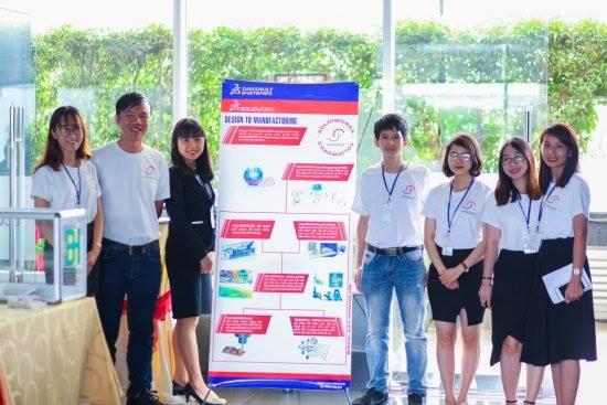 Đội ngũ nhân viên đầy kinh nghiệm và nhiệt huyết của Solid & Soft