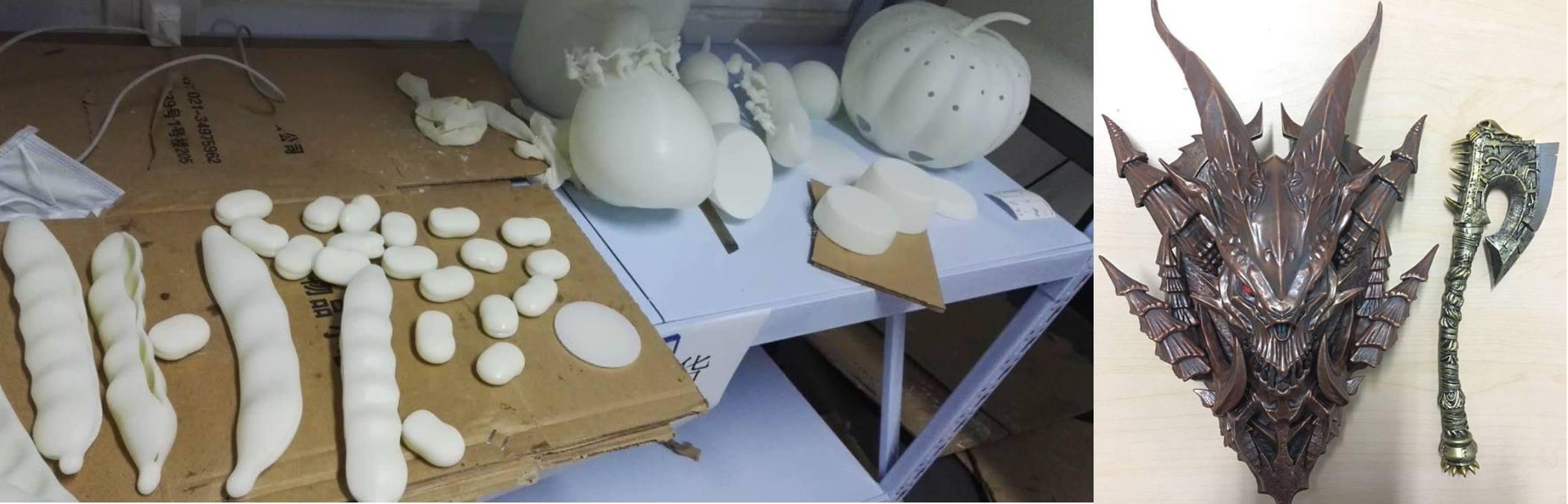 Dịch vụ in 3D SLA khổ lớn, sản phẩm in 3D siêu mịn. Dịch vụ có tại Hồ Chí Minh, Hà Nội, Đà Nẵng...chuyển hàng đi các tỉnh. Dịch vụ in 3D SLA khổ lớn đang...
