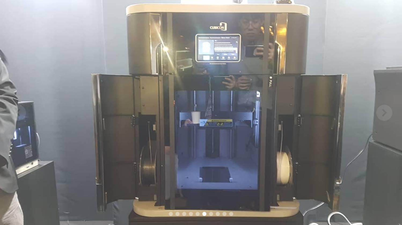 Máy in 3D Cubicon Dual Pro sử dụng công nghệ đầu in kép, công nghệ in 3D FDM. Máy in 3D Cubicon Dual Pro là dòng sản phẩm máy in 3D công nghiệp...