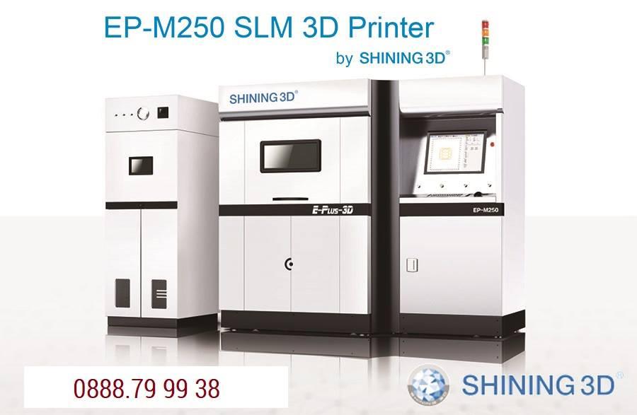 Máy in 3D kim loại là tương lai của ngành sản xuất cơ khí, khuôn mẫu. Những mẫu máy in 3d kim loại đầu tiên đã được bán ra thị trường và mang lại...