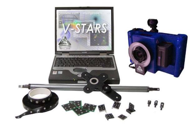 Máy quét 3D Photogrammetry, máy quét 3D chuyên dùng cho bằng công nghệ chụp ảnh. Photogrammetry được dùng để quét những chi tiết lớn và rất lớn...