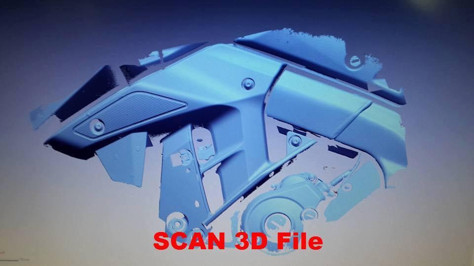 Ứng dụng máy quét 3d trong thiết kế đồ nhựa gia dụng, sản phẩm nhựa là lựa chọn tối ưu cho quá trình thiết kế. Ứng dụng máy quét 3d trong thiết kế ngược...