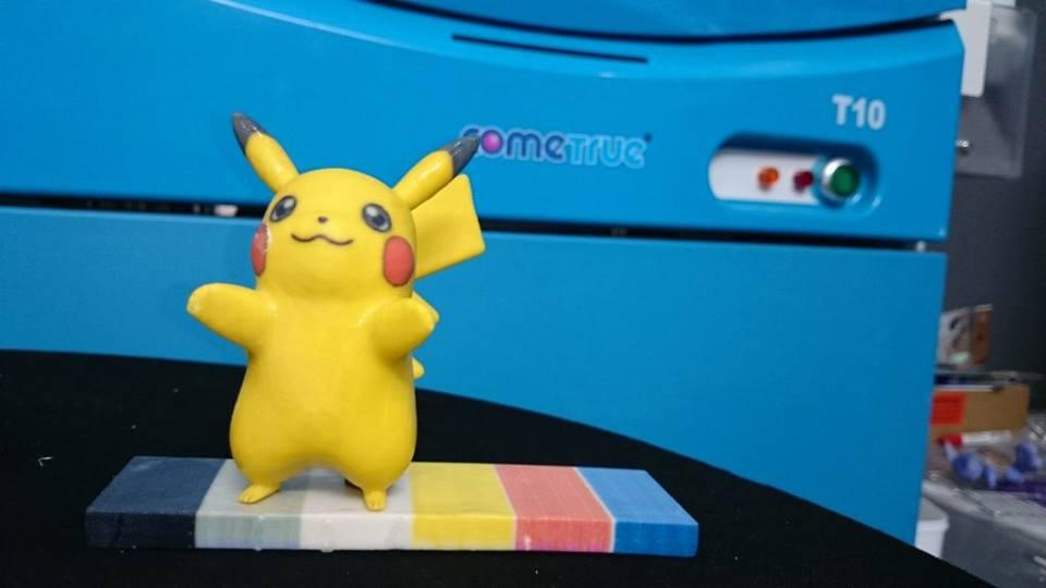 Máy in 3D Cometrue T10 được phân phối tại công ty chúng tôi. Sản phẩm Máy in 3D đa sắc màu Cometrue T10 sản xuất 100% tại Đài Loan và...