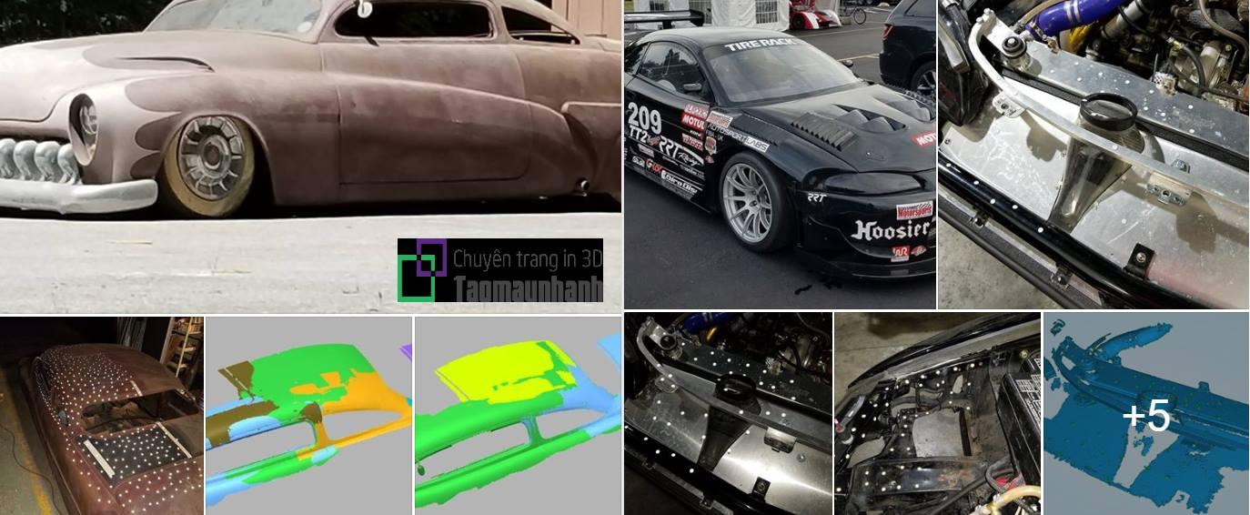 Máy quét 3D sử dụng trong ngành cơ khí từ lâu. Nhưng cơ hội để hàng loạt doanh nghiệp sở hữu máy quét 3d còn hạn chế vì chi phí đầu tư máy - phần mềm thiết kế ngược phải tính đơn vị là TỶ ĐỒNG. Giờ đây, với vài trăm triệu, bạn có thể sở hữu máy quét 3D phù hợp, có độ chính xác đáp ứng nhu cầu của các doanh nghiệp cơ khí, khuôn mẫu, đúc và kể cả ngành in 3D ... Tạo mẫu nhanh giới thiệu đến bạn dòng máy quét 3D Einscan Seri. Mua máy scan 3d kèm phần mềm scan 3d free vĩnh viễn và tặng phần mềm thiết kế ngược.