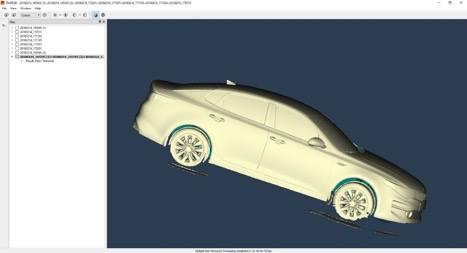 Hãng máy quét Thor3D của Nga so sánh hiệu năng quét 3D trên máy tính: MSI & ASUS. Sự bất ngờ khi cấu hình hơi lép vế hơn, nhưng nó lại tạo ra một sự bất ngờ