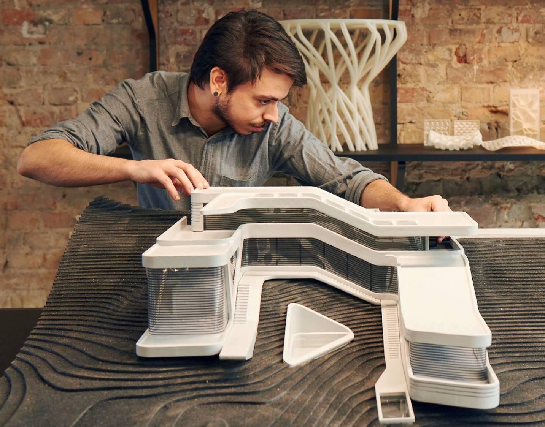 Máy in 3D FDM khổ lớn của hãng Bigrep xuất xứ từ Châu Âu. Máy in 3D FDM khổ lớn này đã tạo ra những điều thật bất ngờ trong ứng dụng của công nghệ in 3d này
