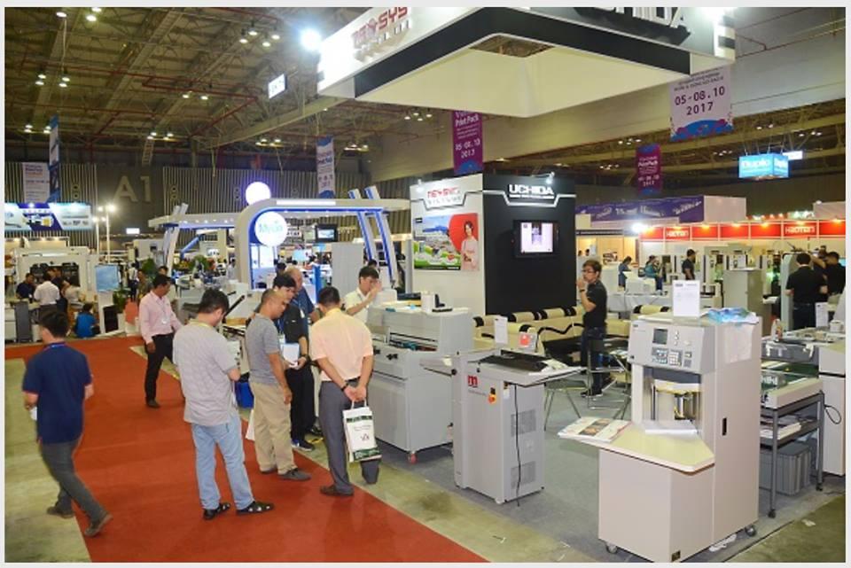 Triển lãm công nghệ in 3D tiên tiến sắp được tổ chức tại Việt Nam vào tháng 8-2018 tại Hồ Chí Minh. Những máy in 2D, máy in 3D mới nhất được cập nhật...