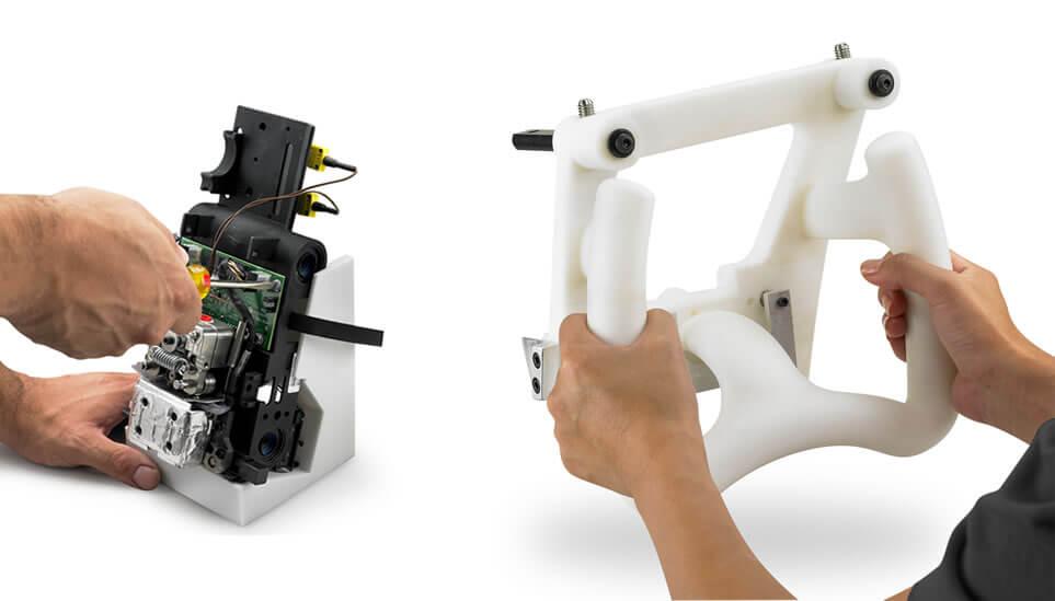 Dịch vụ gia công đồ gá nhanh nhất bằng công nghệ bồi đắp của máy in 3D SLA, FDM. Tạo đồ gá bằng công nghệ in 3D, công nghệ tạo mẫu nhanh là dịch vụ rất mới.