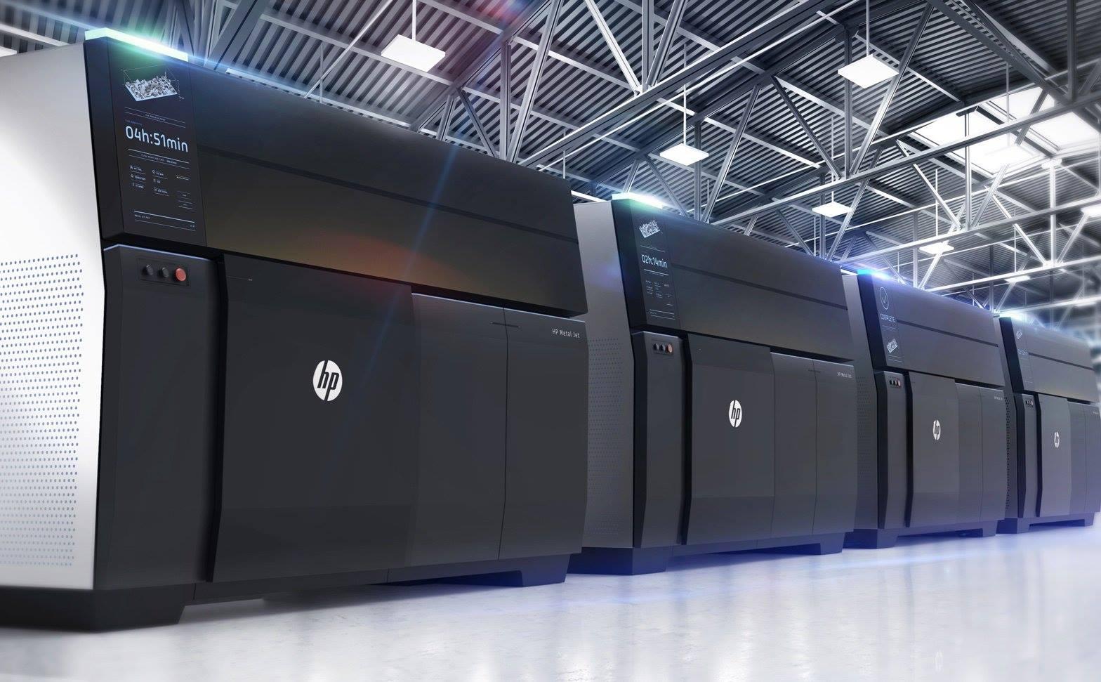 #HP |Hãng máy in HP - và người đại diện phát ngôn của họ vừa chia sẻ họ sẽ bán máy in 3D kim loại ra thị trường trong vài năm tới. Máy in 3D kim loại của HP hoạt động hiệu quả hơn những máy in 3D thông thường hiện nay. Và giá của nó dự kiến ở mức dưới $400.000 ~ 9 tỷ đồng.