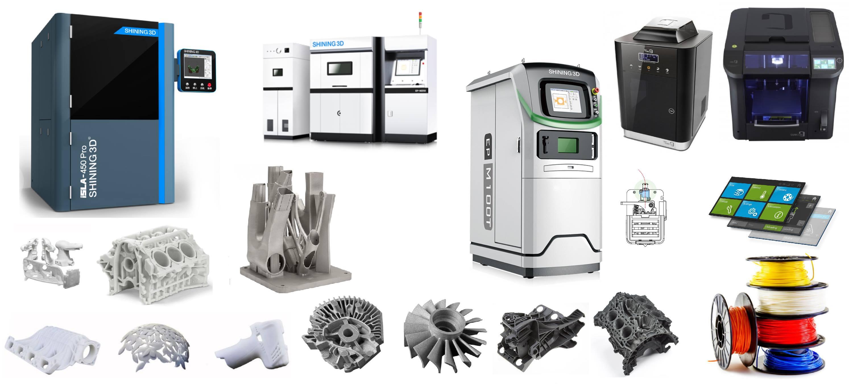 Máy in 3D giá rẻ - Máy in 3D kim loại - Máy in 3d cần báo giá - Tạo mẫu nhanh