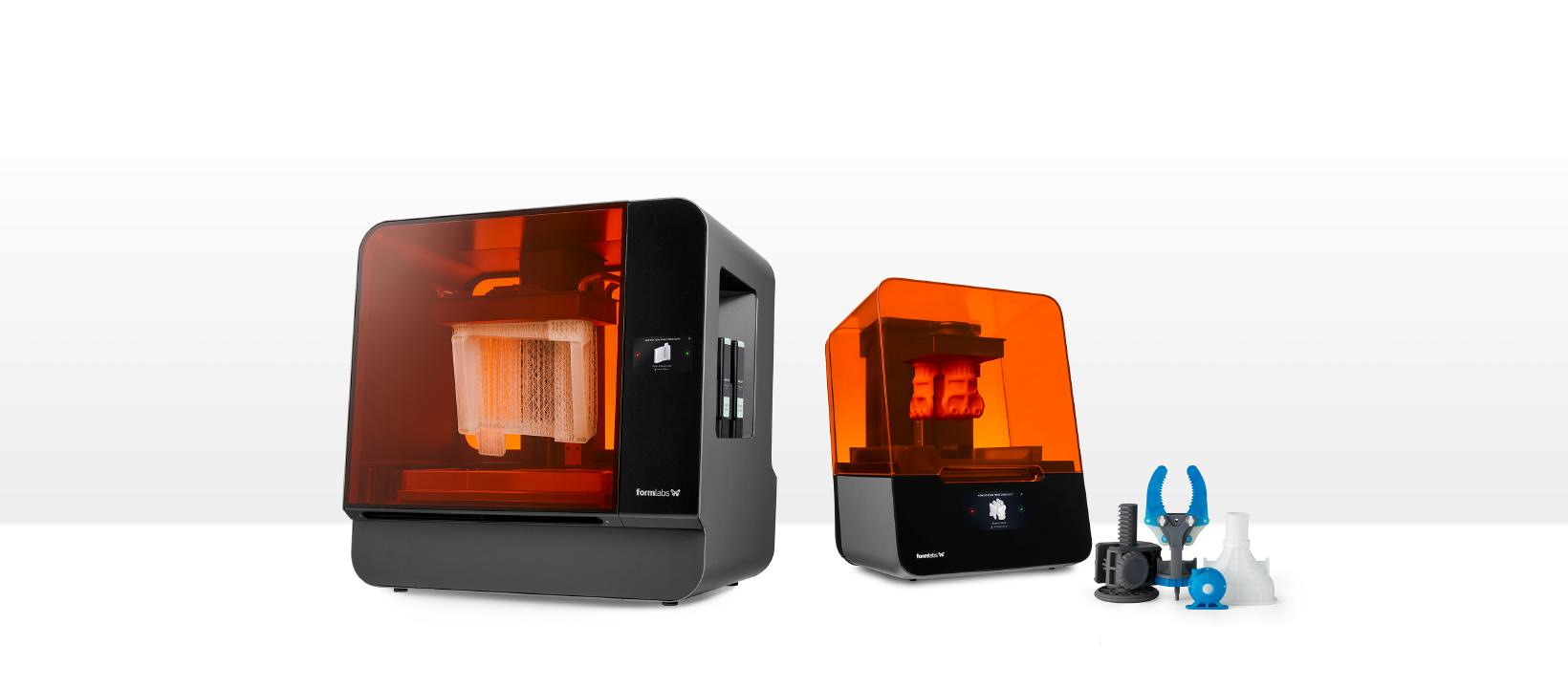 máy in 3D Formlabs 2 | Formlabs 3 | Formlabs 3L - Máy in 3D SLA (USA):
