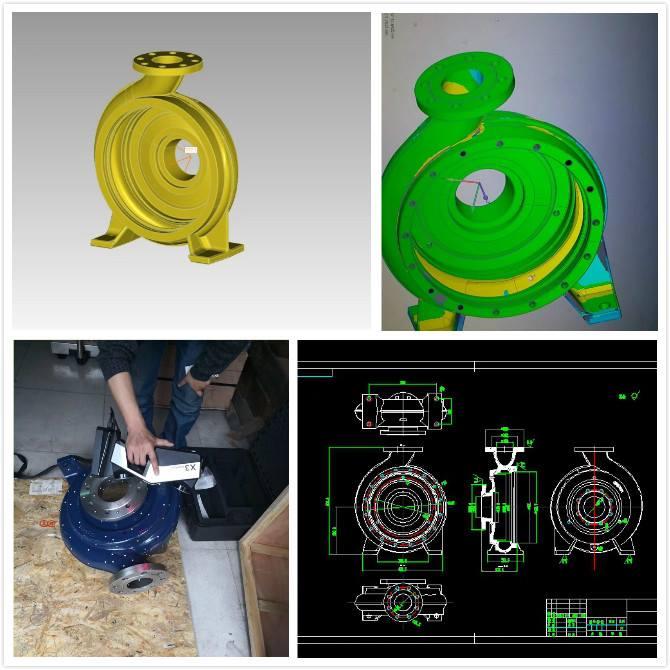 Máy scan 3D cầm tay laser( Máy quét 3D cầm tay laser)độ chính xác cao kiểm tra 3D mẫu cơ khí đem lại độ tin cậy cao và hiệu quả kinh tế trong việc kiểm tra hàng loạt.