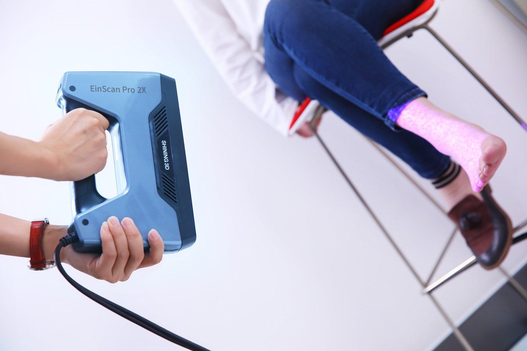 Máy quét 3D EinScan Pro 2X - Báo giá / Cung cấp độc quyền / Mua bán