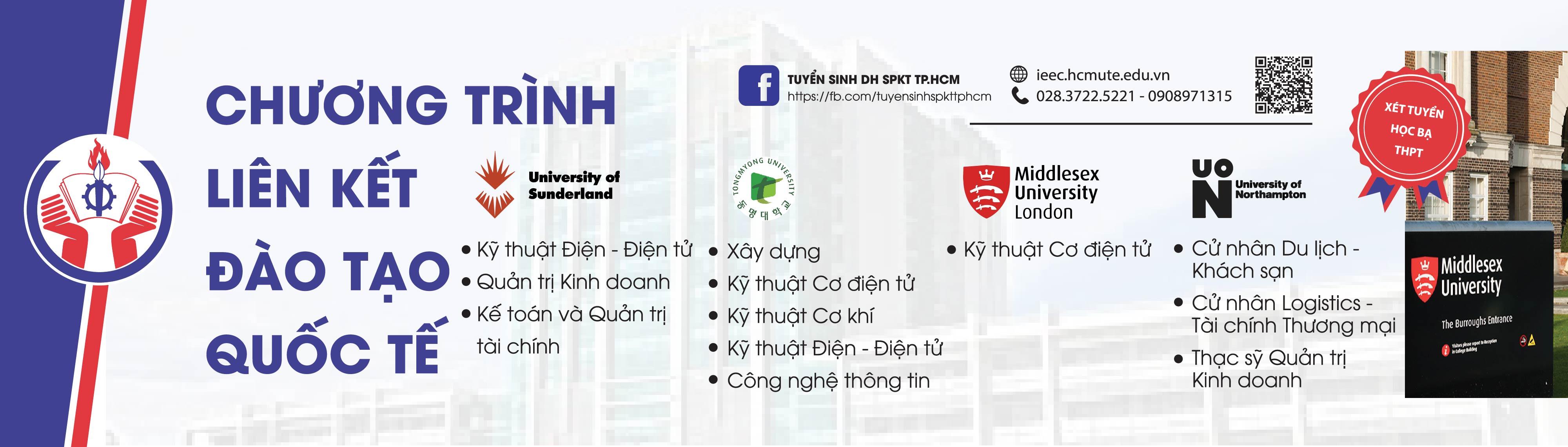 HCMUTE - ĐH SPKT Tuyển sinh 2019 | Đại học Sư phạm Kỹ thuật TPHCM
