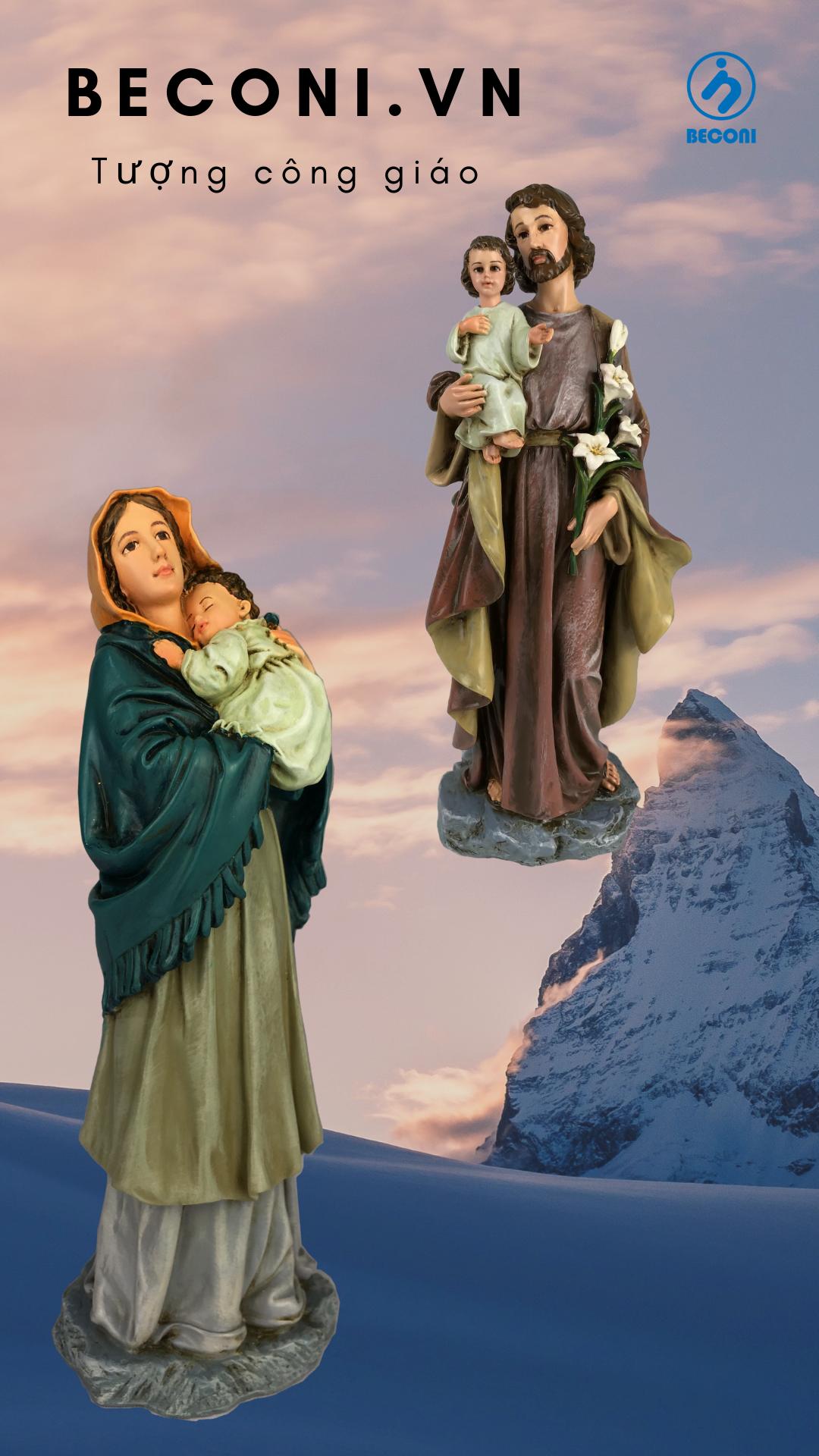 Tượng công giáo cao cấp