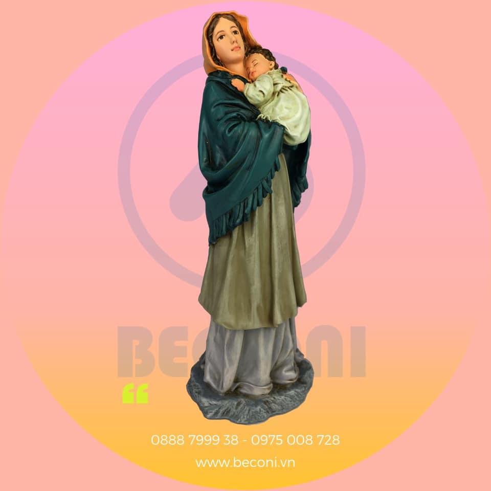 Tượng công giáo chất lượng cao:  Tượng Thánh Giuse Bế Chúa Tượng Đức Mẹ Chăn Chiên Tượng Thánh Nữ Teresa Hài Đồng Giesu Tượng Đức Mẹ Bế Chúa Tượng Đức Mẹ Ban Ơn