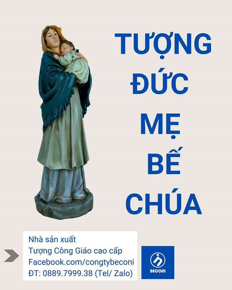 Beconi Tượng Công giáo cao cấp